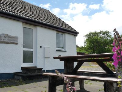 Photo for Vacation home Ewan's  in North East Skye, Scotland - 4 persons, 2 bedrooms