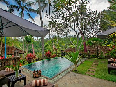 2 Bedroom villa-A romantic place in Ubud
