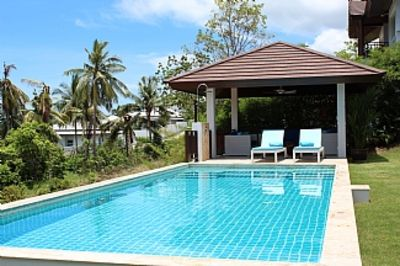 Photo for Brand New 3 Bedroom Sea View Villa With Private Pool