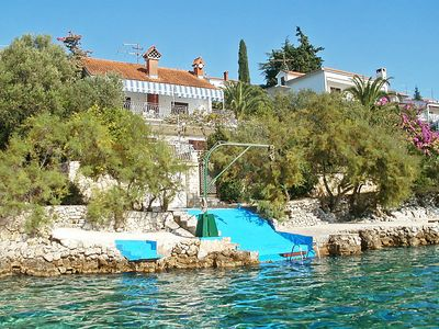 Photo for Vacation home Toni  in Trogir/Okrug Gornji, Central Dalmatia - 7 persons, 2 bedrooms
