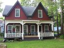 4BR Cottage Vacation Rental in Newbury, New Hampshire