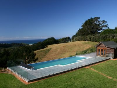 Photo for LUXURY COASTAL HOLIDAY HOME! Stunning Sea Views in the Bay of Islands