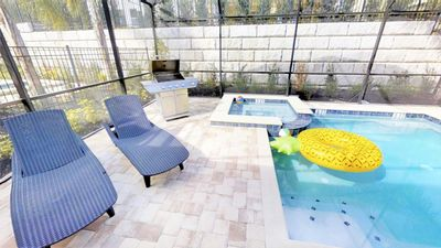 Photo for ACO PREMIUM - 5 BD WITH POOL, SPA AND GRILL (1761)