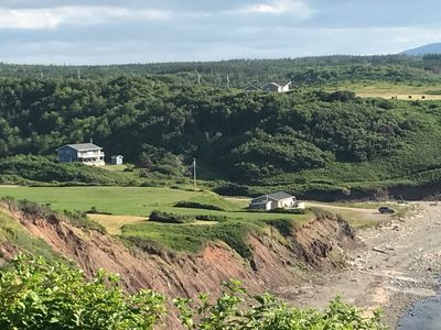 Photo for Spacious 4 bedroom home by the sea on Cape Breton Island's west coast