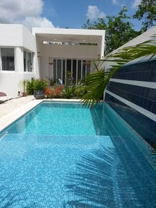 Photo for New Listing ! Tropical Cozumel  2 Br, 2 Bath With Pool