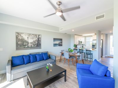 Photo for Waterfront Modern Townhome @ Tampa Bay Beach Resort