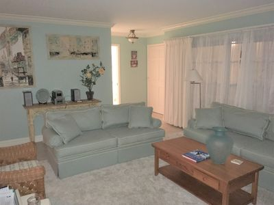 Photo for Beautiful Olde Naples Condo 2 1/2 Blocks from the Beach