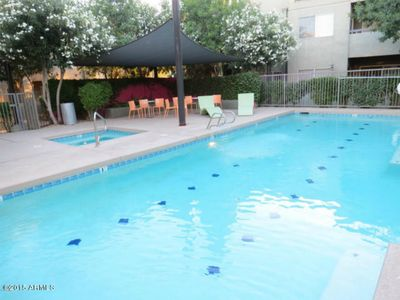 Photo for Gilbert Vacation Condo! Heated Pool, Hot Tub And Walking Distance To Downtown!