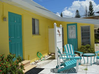Photo for Seaside Studio- so close to the beach and priced right on Manasota Key