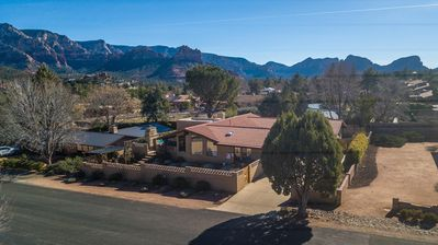 Photo for Sedona Dream View Home