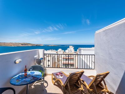 Photo for Holiday apartment Bugibba for 1 - 4 persons - Holiday apartment
