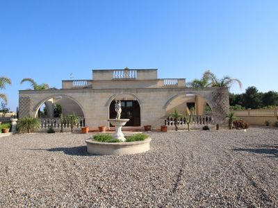 Photo for 5BR Country House / Chateau Vacation Rental in Monacizzo-librari-truglione, Puglia