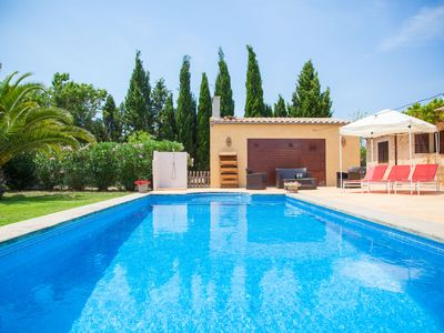 Photo for 3BR Villa Vacation Rental in Artà, Baleares