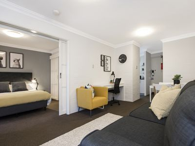 Photo for Staywest Subiaco Village 40 - stylish one bedroom apartment