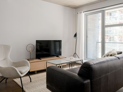 Photo for Sunny 1BR in Quartier des Spectacles by Sonder