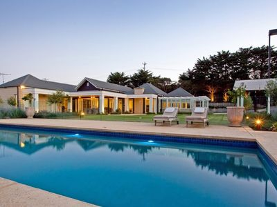 Photo for Hotham Family Resort - Luxury getaway with pool & tennis court
