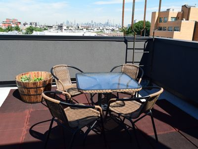 Photo for NY Loft with City View and Private Terrace in the Heart of Bushwick - Brooklyn