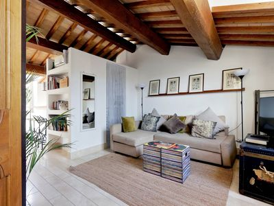 Photo for Pantheon luxury terrace attic