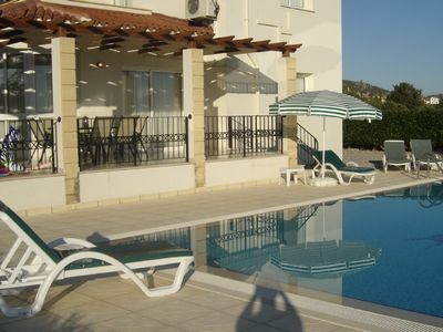 Photo for A superb new villa with stunning views, large grounds and private pool