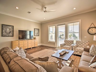 Photo for NEW! Gulf Shores Family Cottage w/White Sand Beach