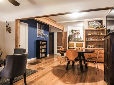 Photo for Casa Feliz: Eclectic and Cozy Hawthorne Townhouse