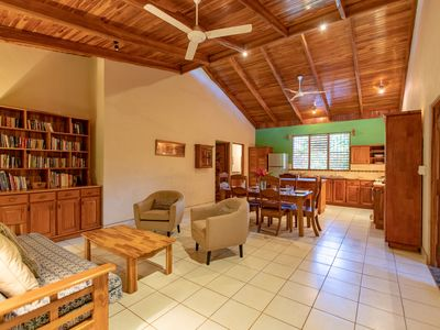 Photo for Casa Roth / Nosara Accommodations - Easy Beach Access, Walking Distance to Restaurants