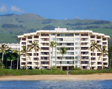 Photo for Family friendly condo, resort located directly on Polo Beach