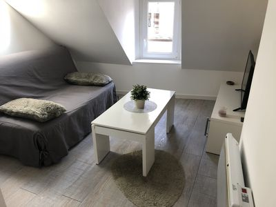 Photo for renovated studio in the heart of the historic center of caen
