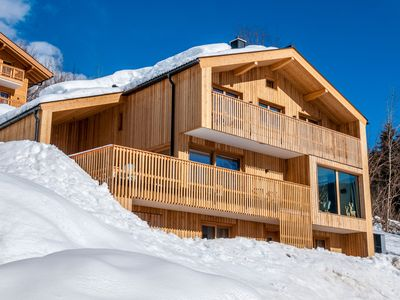 Photo for Luxury alpine chalet for a perfect getaway with family and friends