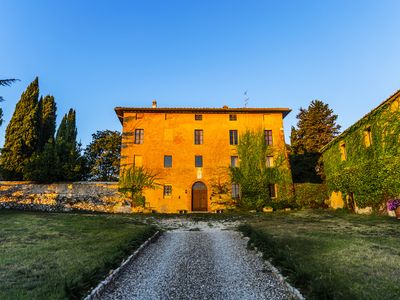 Photo for 5BR House Vacation Rental in Sovicille, Provincia di Siena