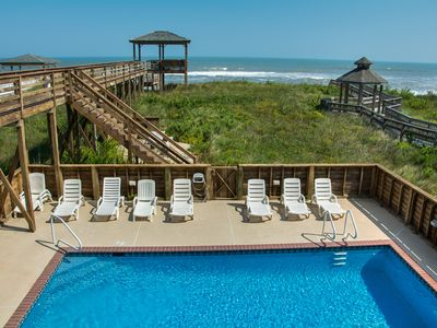 Photo for Greenwaves III: 12 BR / 11 BA house in Kill Devil Hills, Sleeps 24
