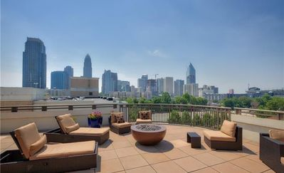 Photo for Downtown 2BD Condo with Free WiFi & Parking for Working Professionals.