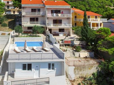 Photo for Apartment Lada (OMI206) in Omis - 6 persons, 2 bedrooms
