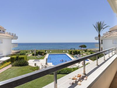 Photo for 2BR Apartment Vacation Rental in Estepona, Andalucía