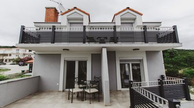 Photo for Grey Villas - A5 Second Floor One Bedroom Apartment With The Balcony