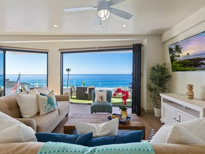 Photo for Beach View Home with Spa Pe-4271