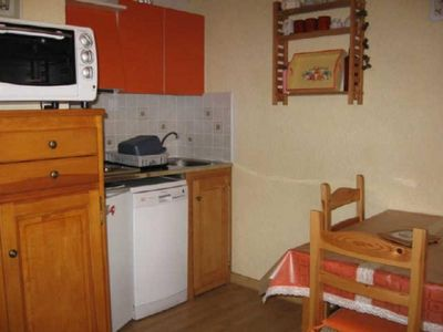 Photo for Apartment Vars, studio flat, 4 persons