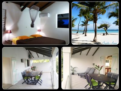 Photo for 1BR House Vacation Rental in Sainte Anne, GUADELOUPE