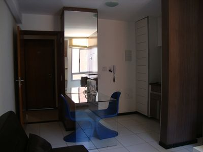 Photo for Beautiful kitchenette Setor Park Sul- Next to the airport, south wing and Police Sector