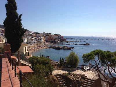 Photo for Apartment In Calella de Palafrugell in a Block Of Only 2