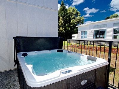 Photo for Silver Star Spa Escape - Ohakune Holiday Home