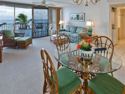 Photo for Treat Yourself! Direct Ocean Front 7th floor! Maui is Calling out to You~No A/C