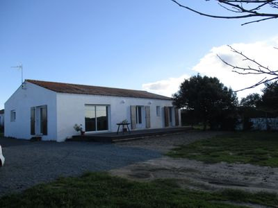 Photo for new spacious house in quiet village near the bike trail, 2.5 KM
