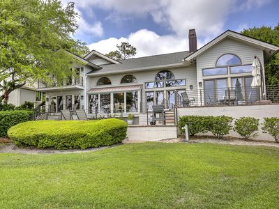 Photo for 25 Duck Hawk - Oceanfront, Sea Pines, Private Pool