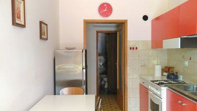 Photo for Apartment Marija 2 in Salvore near the beach, AC, WiFi, parking