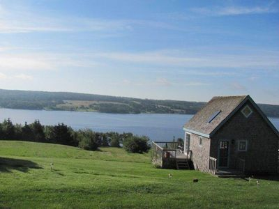 Photo for 240 Acre Farm and Three Cottages overlooking the Brasdor lakes in Baddeck!