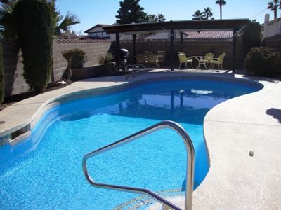 Photo for COMFORTABLE HOME. FREE SOLAR HEATED POOL.near.STRIP & CONVENTION CENTERS. WI-FI.