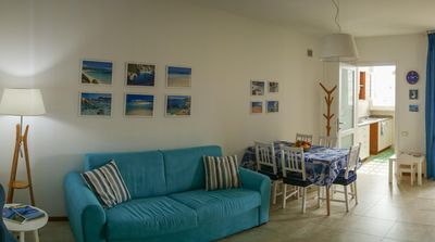 Photo for Turquoise apartment - delightful accommodation at 500 mt. from the sea