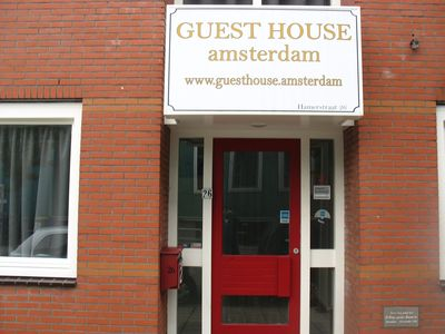 Photo for a Private Room for six Persons Amsterdam.