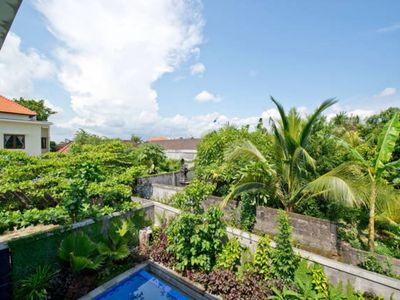 Photo for Cozy Apartment in Canggu, Fully Furnished, Swimming Pool